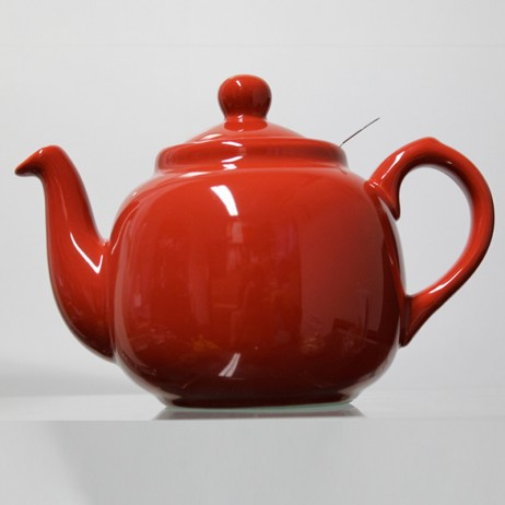 RED-teapot