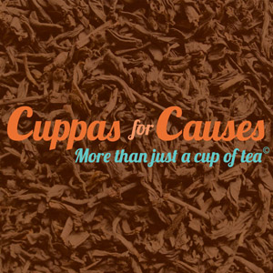CUPPAS FOR CAUSES logo