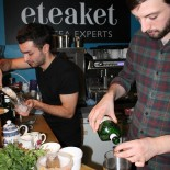 Cuppas, Cocktails and plenty of Cake tasting…just another evening at eteaket.