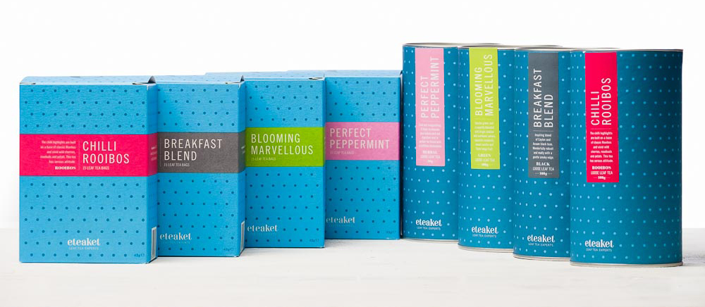 eteaket new tea packaging design