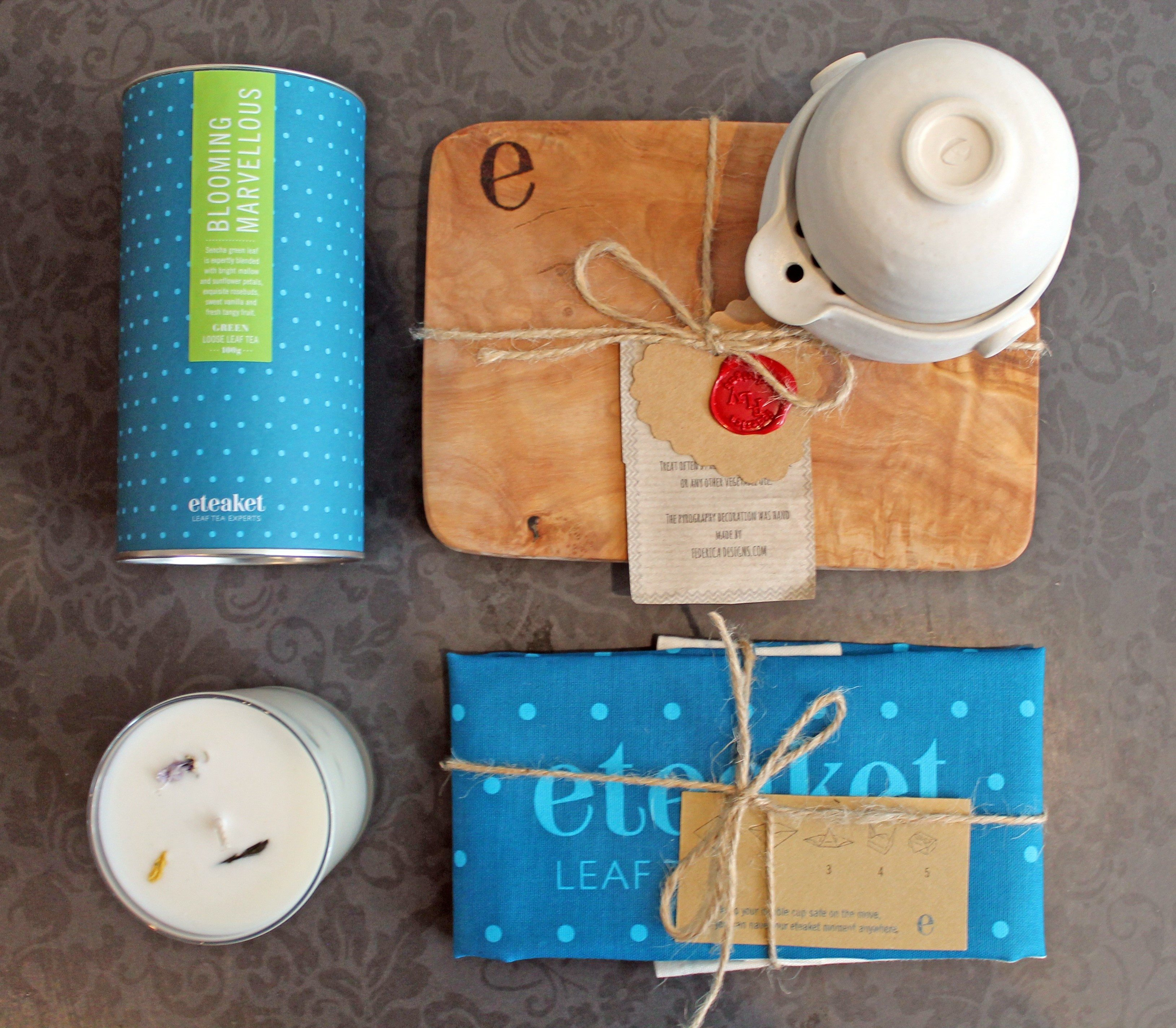ETEAKET MOMENT GIFT SET