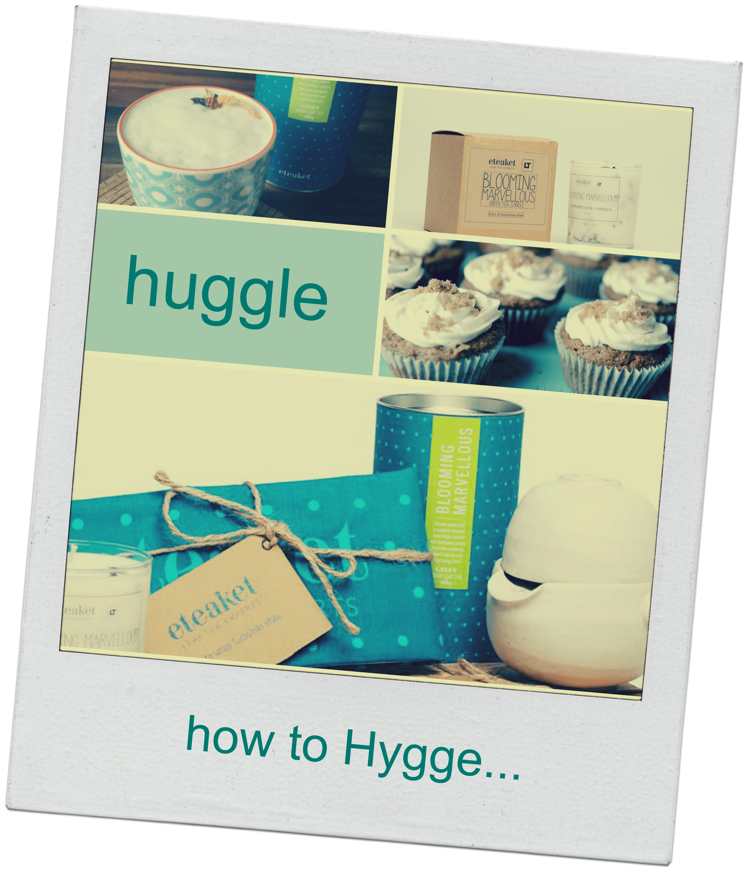 Hygge tea eteaket moment