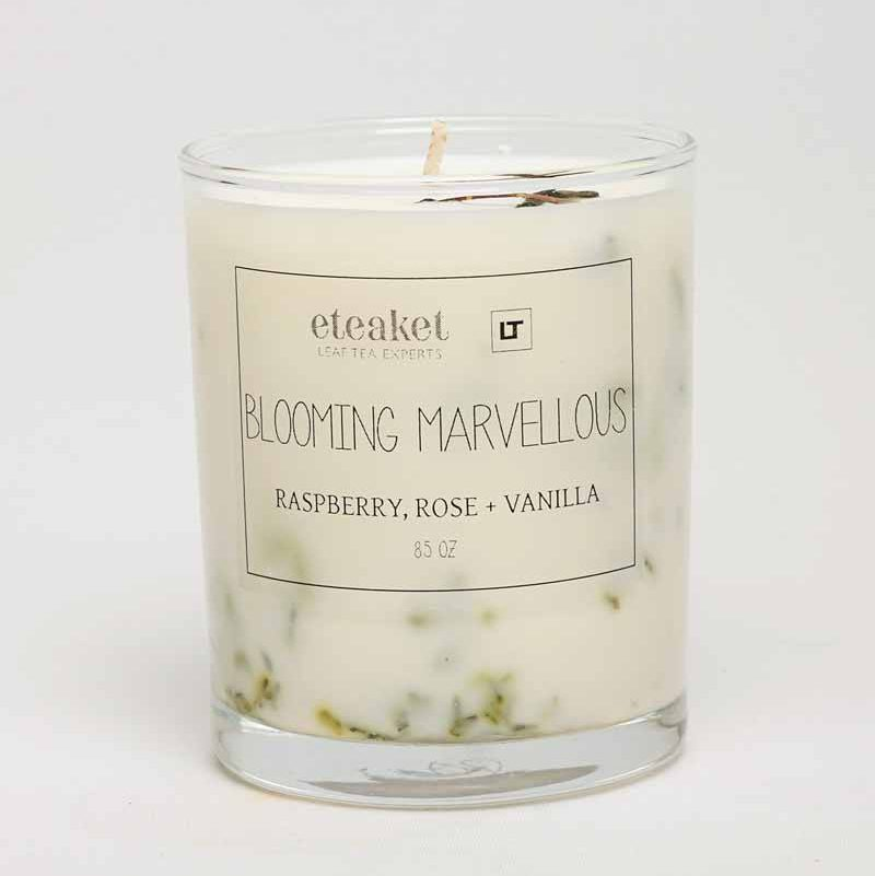 BLOOMING MARVELLOUS TEA & CANDLE PAIRING