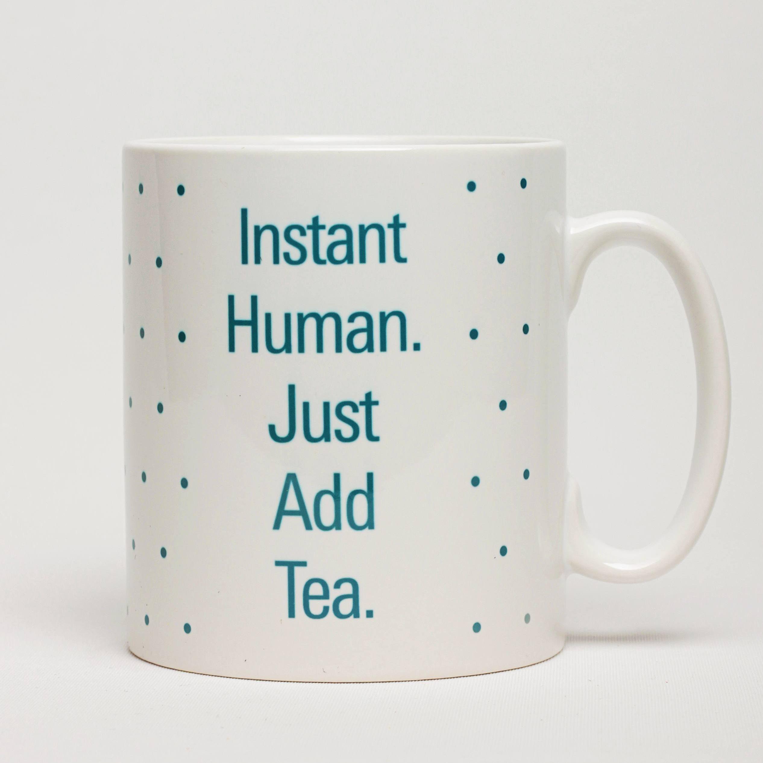 eteaket INSTANT HUMAN MUG
