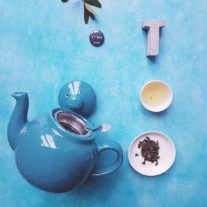 eteaket Gunpowder Deluxe green tea
