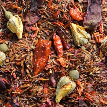 Chilli Rooibos Tea Herbal eteaket