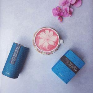 eteaket Pink Chai Tea Latte Bollywood Dreams Chai