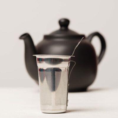 eteaket teapot and infuser