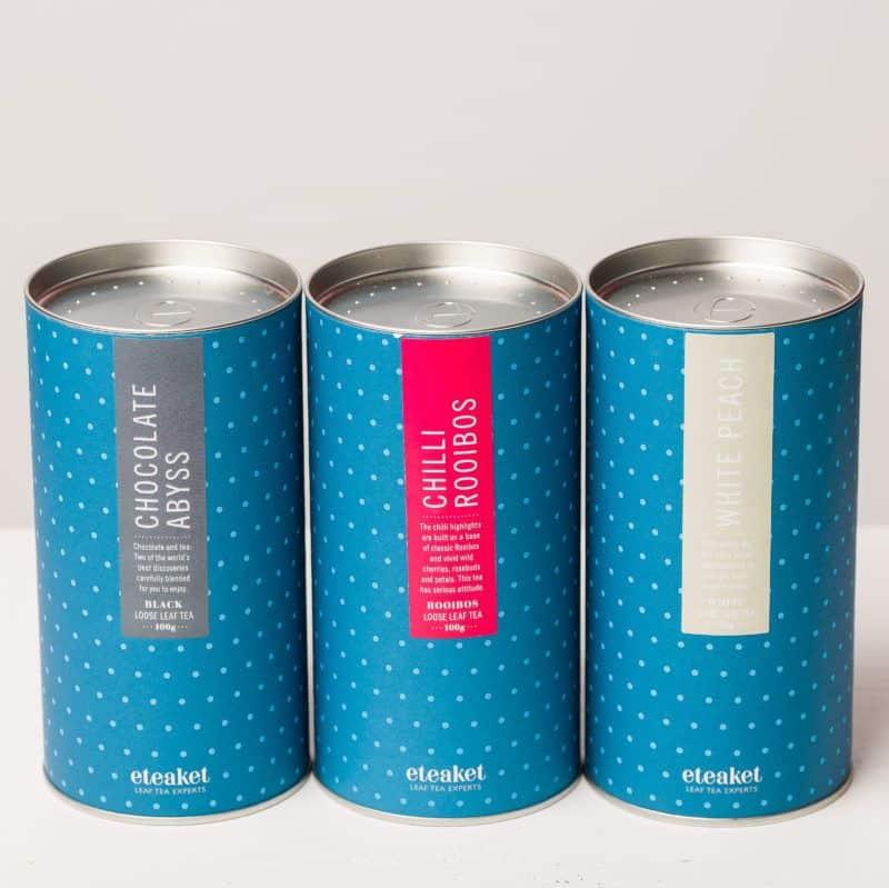 eteaket Tea Adventurer Collection Set