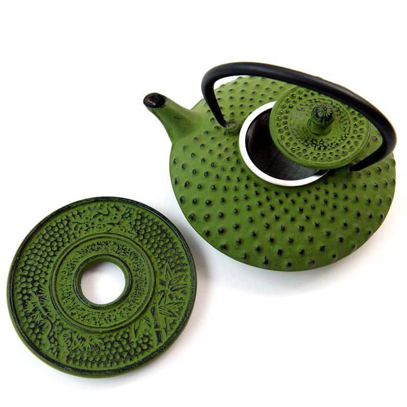 Japanese Style Iron Teapot