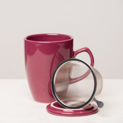 Infuser Mug Purple