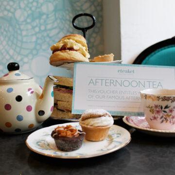 Afternoon Tea Voucher
