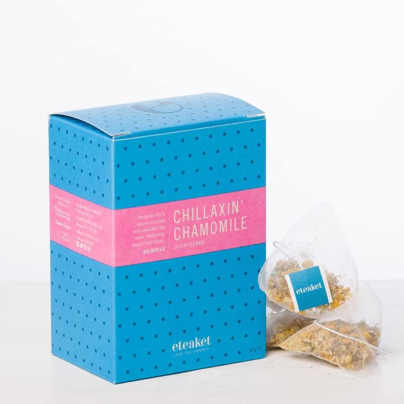 CHILLAXIN' CHAMOMILE TEA BAGS