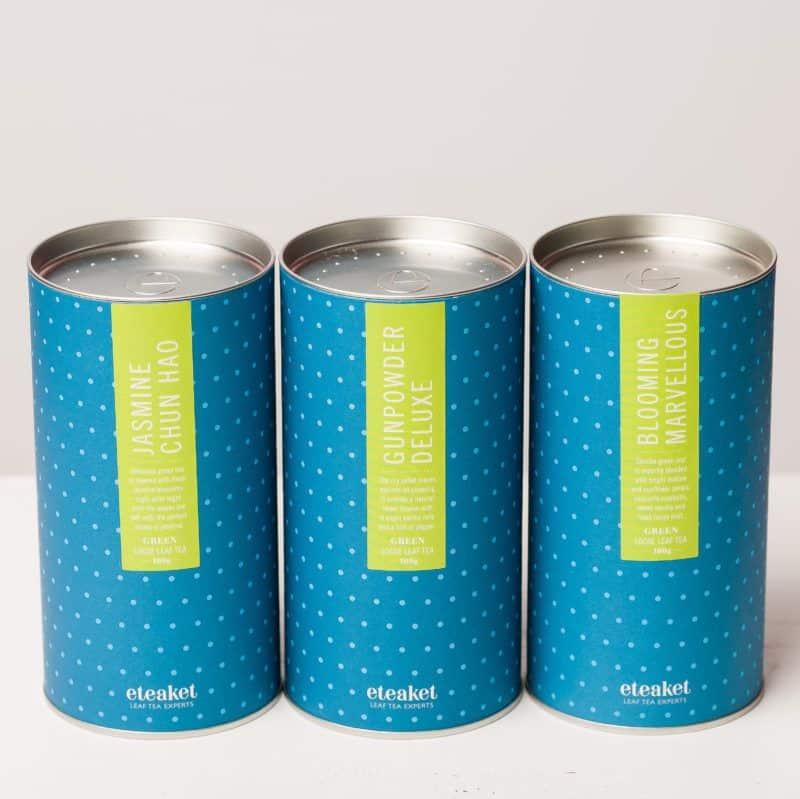 For Goodness Sake Green Tea Set