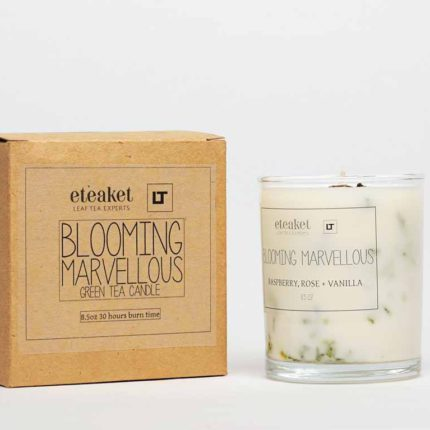 eteaket moment Laura Thomas Linens candle