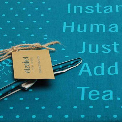 eteaket moment Instant Human Tea Towel