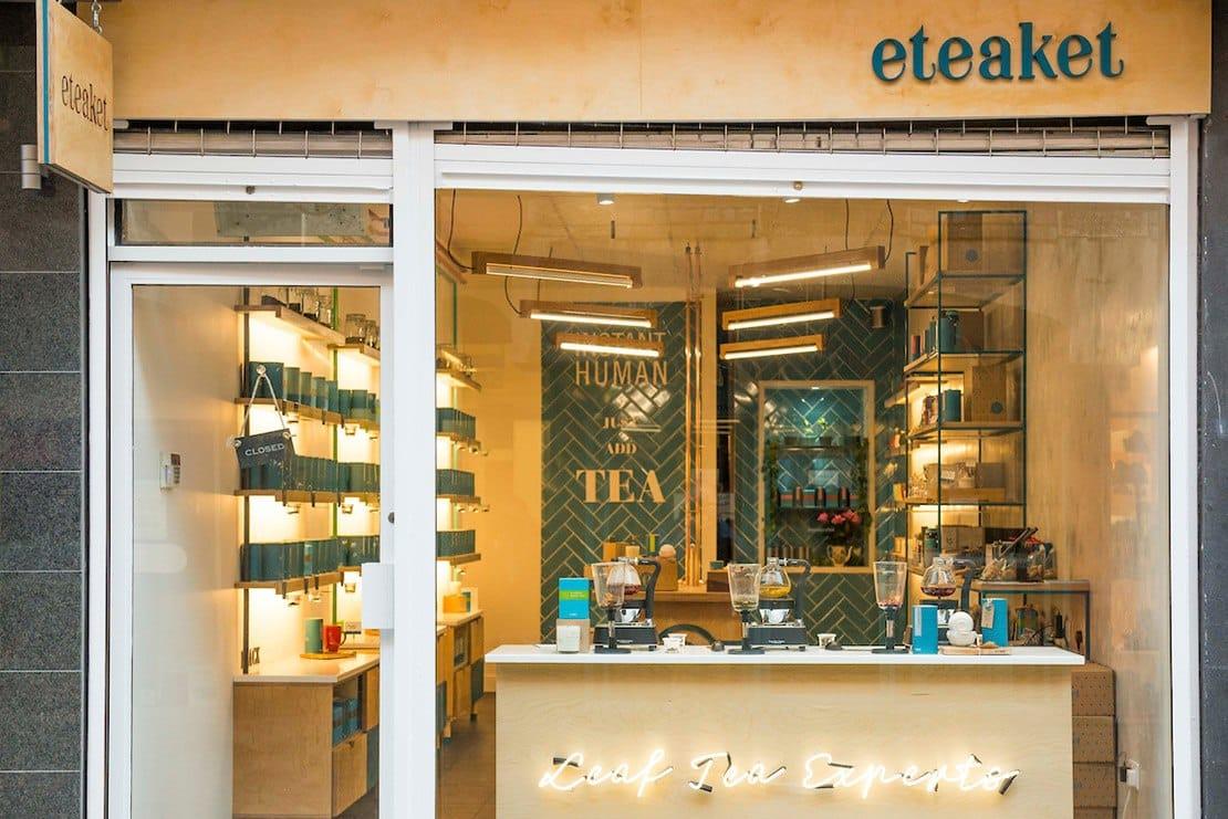 Eteaket Concept Store Rose Street
