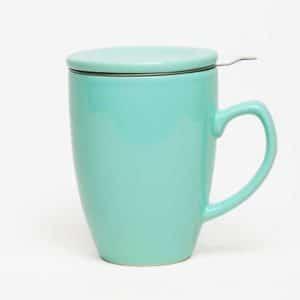 mint infuser mug with lid