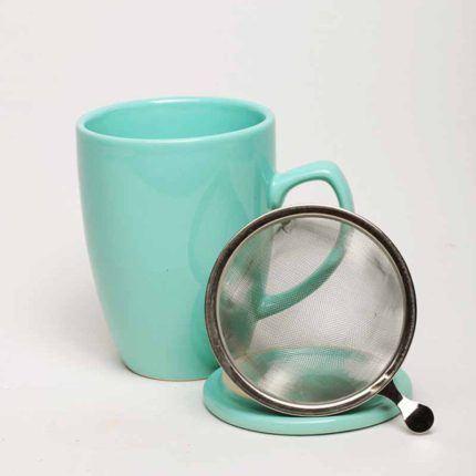mint infuser mug