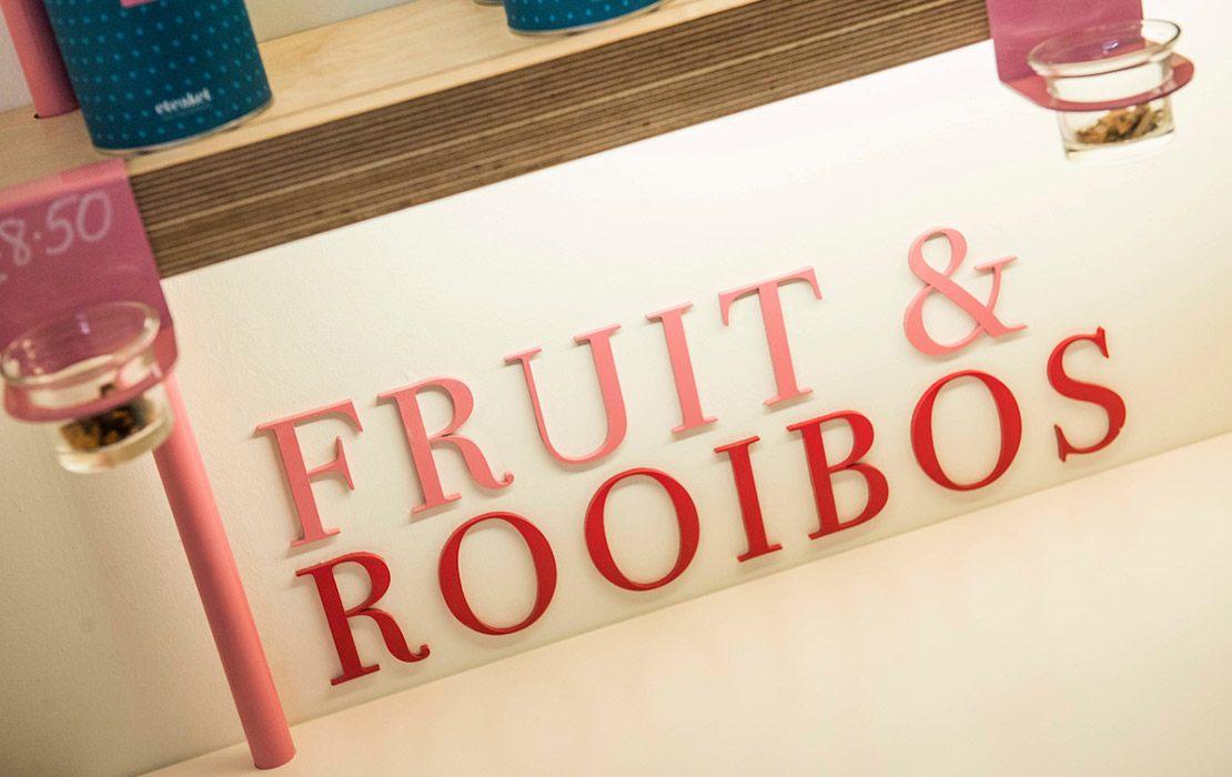 Fruit & Rooibos Tea from Eteaket