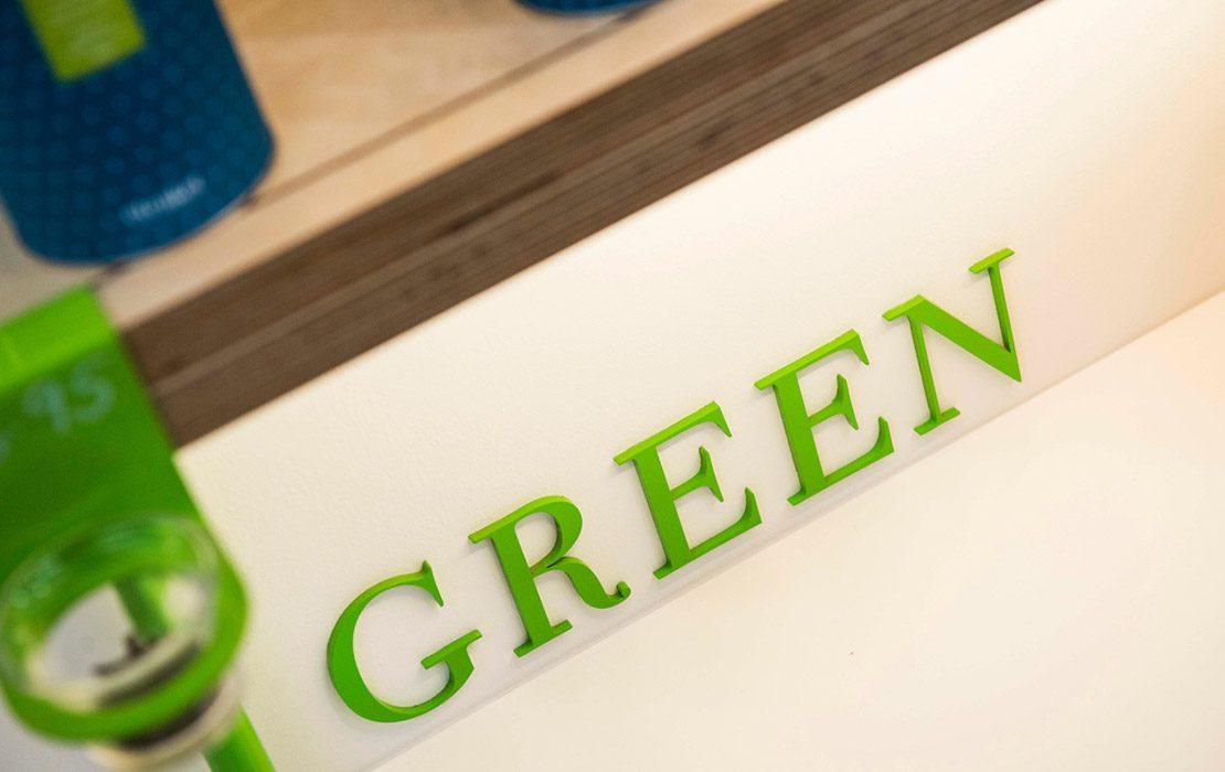 Green Tea from Eteaket