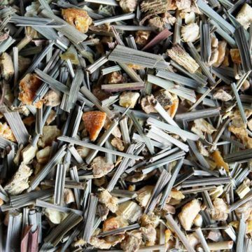 eteaket Lemon and Ginger Loose Leaf Tea
