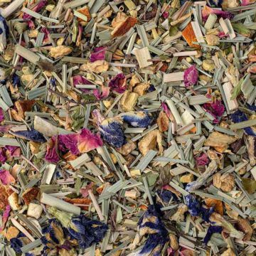 eteaket Purple Rain Blue Tea Loose Leaf