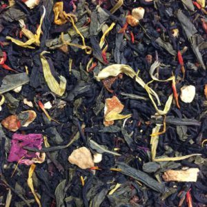 Jumpin Jackfruit & Almond Black Loose Leaf Tea