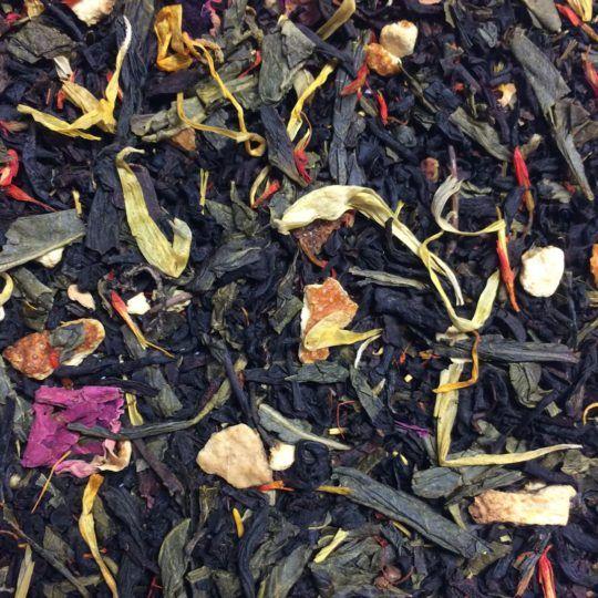 Jumpin Jackfruit & Almond Black Loose Leaf Tea