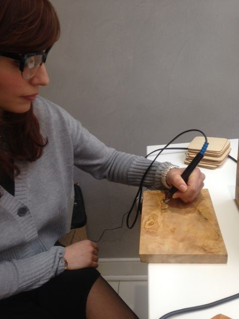 Federica Designs Meet the Maker Concept Store