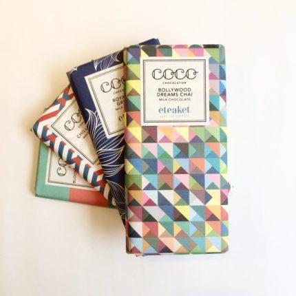 eteaket Coco Chocolatier Tea Chocolate full rang