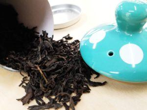 Big Red Robe loose leaf oolong Taiwan tea