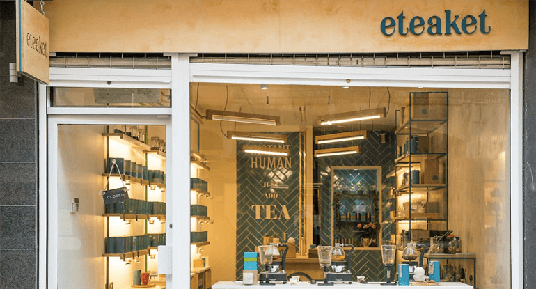 Tea Concept Store | Tea Shop | Edinburgh | Loose Leaf | event