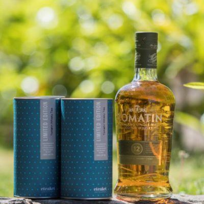 Tomatin-Whisky-Tea-Scene