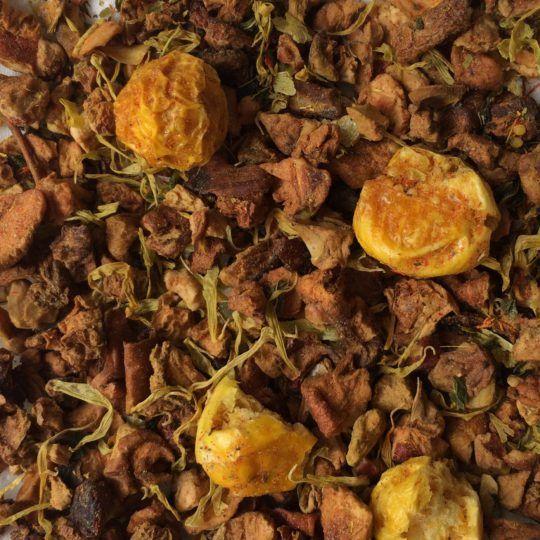 Orange Sundae Loose Leaf Herbal Tea