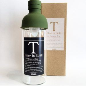 cold brew bottle with box