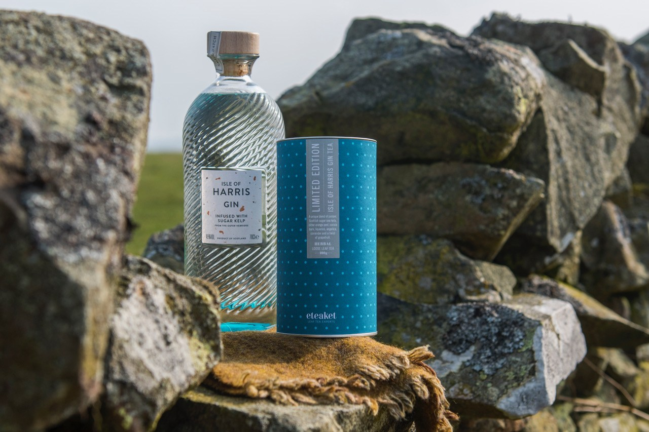 Isle of Harris Gin Tea