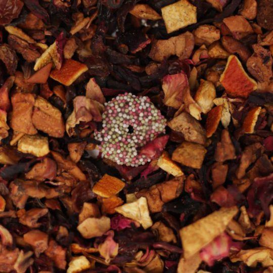 Limited Edition Christmas Loose Leaf Tea Naughty But Nice Festive Punch