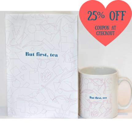 25%Off But First Tea Gift Set Sale