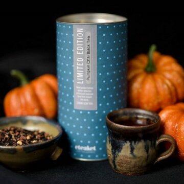 Pumpkin chai tea lifestyle