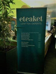 eteaket Tea at Edinburgh Zoo