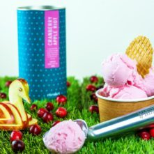 eteaket and mackies tea sorbet