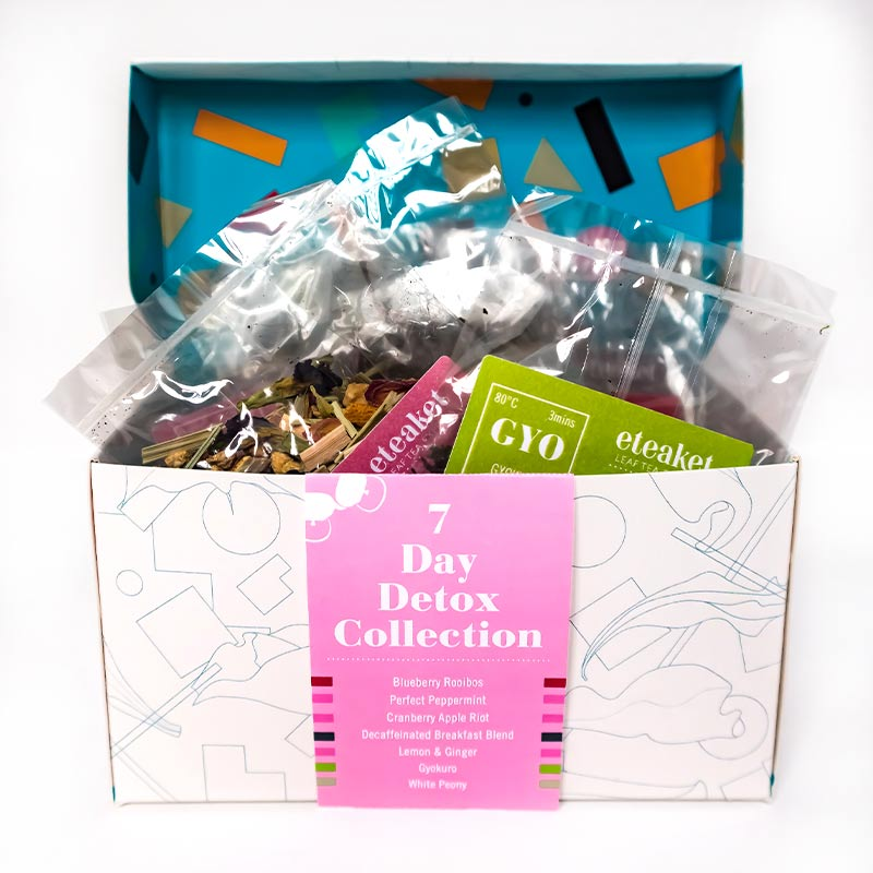 7 Day Detox Collection