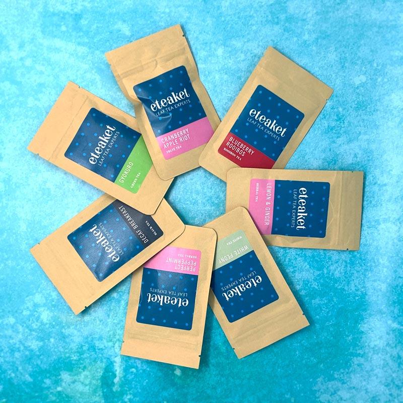 7 Day Detox Tea Chest