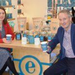 eteaket launches with Brakes Scotland