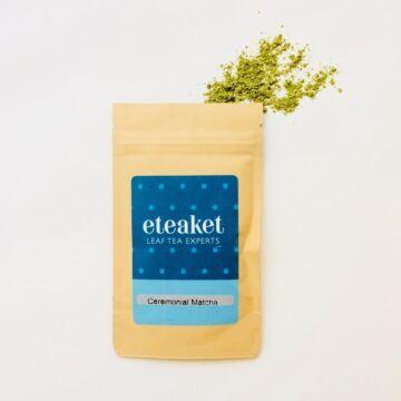 eteaket Ceremonial Matcha green tea