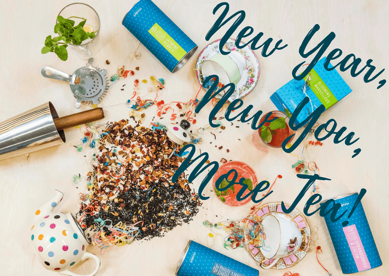 New Year New You More Tea