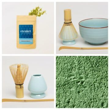 eteaket Ceremonial Matcha Set
