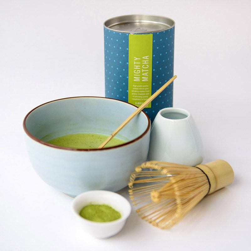 Eteaket Mighty Matcha Tea Gift Set