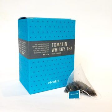eteaket Tomatin Whisky Tea Teabag